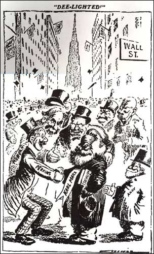 Wall St Cartoon